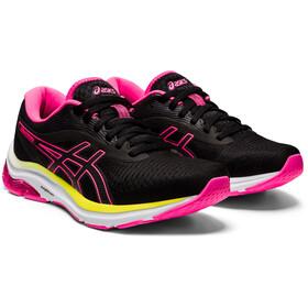 asics Gel-Pulse 12 Shoes Women black/hot pink